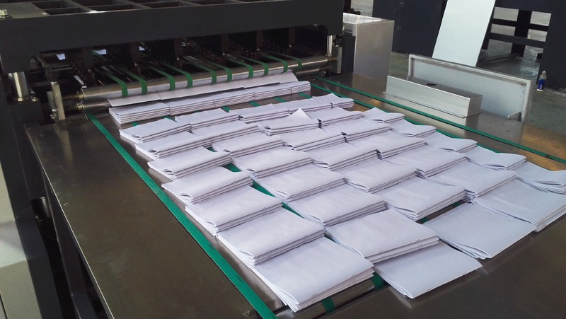 Full Automatic Exercise Book Making Machine