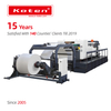 High Speed Rotary Paper Sheeting Machine Model GDQ-1400/1700